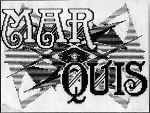 "1985 MC ""MARQUIS"""